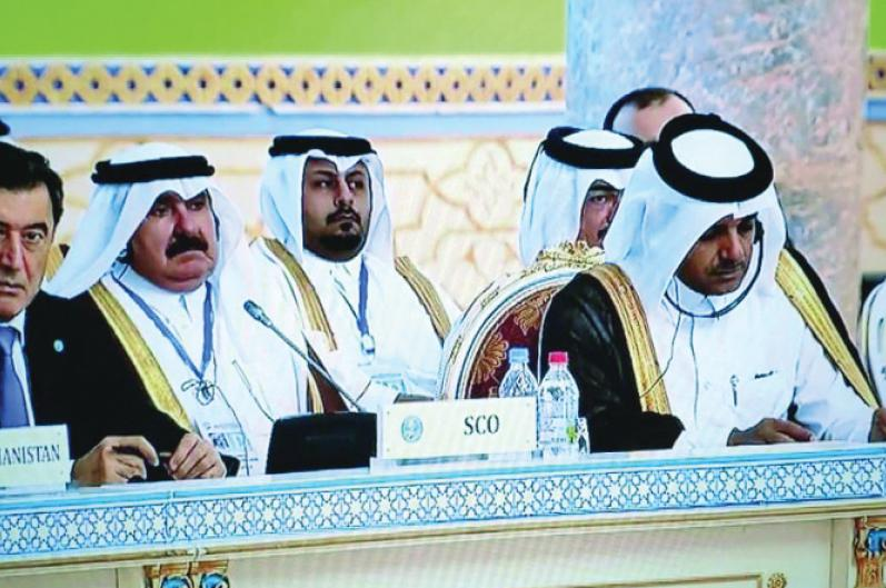Qatar stresses need to combat terrorism at international conference
