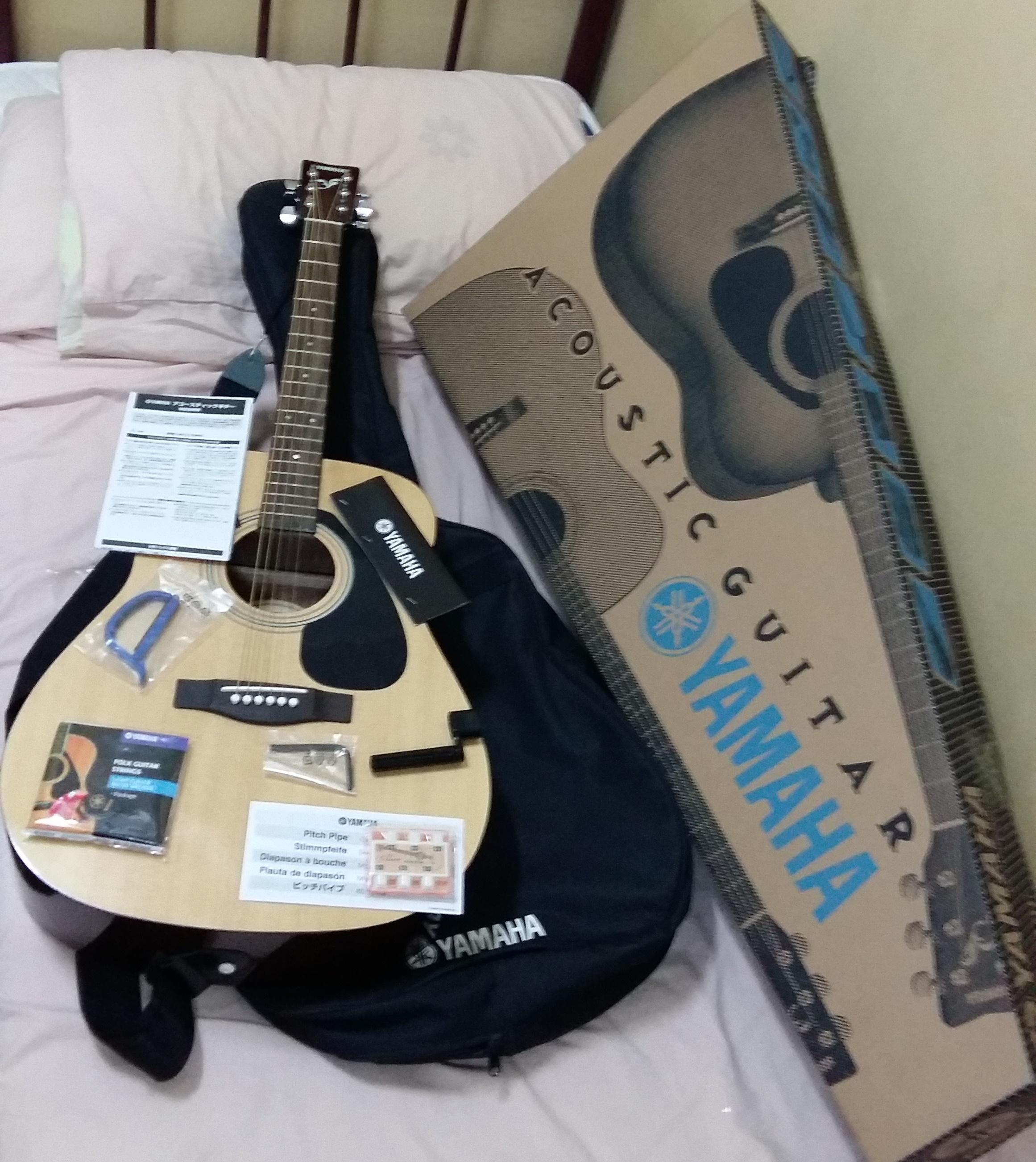 Yamaha Acoustic Guitar Price Revised Qatar Living