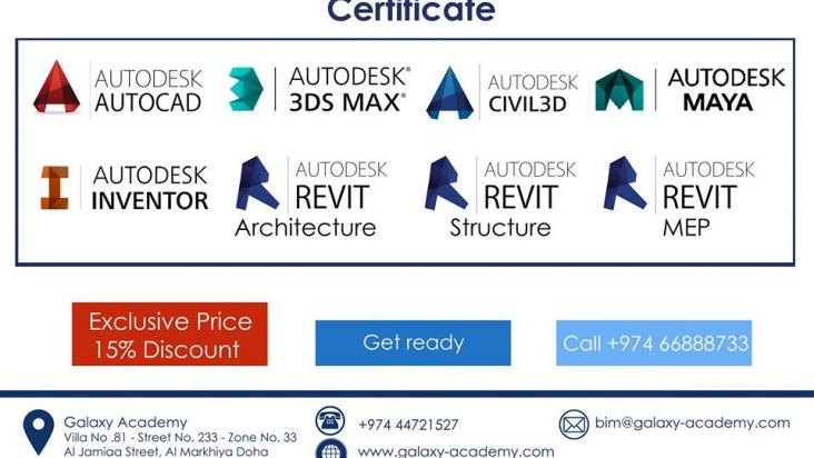 Autodesk Professional Certification Exam 2016 | Qatar Living