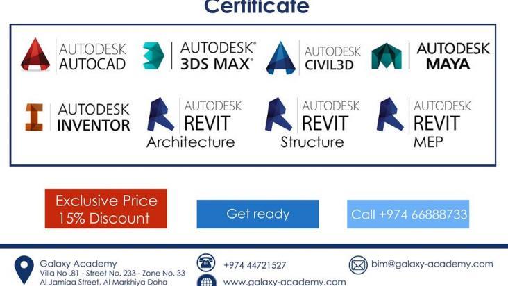 Autodesk Professional Certification Exam 2016 | Qatar Living