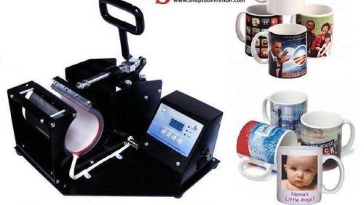 MUG, T SHIRT PRINTING HEAT PRESS MACHINES FOR SALE, | Qatar
