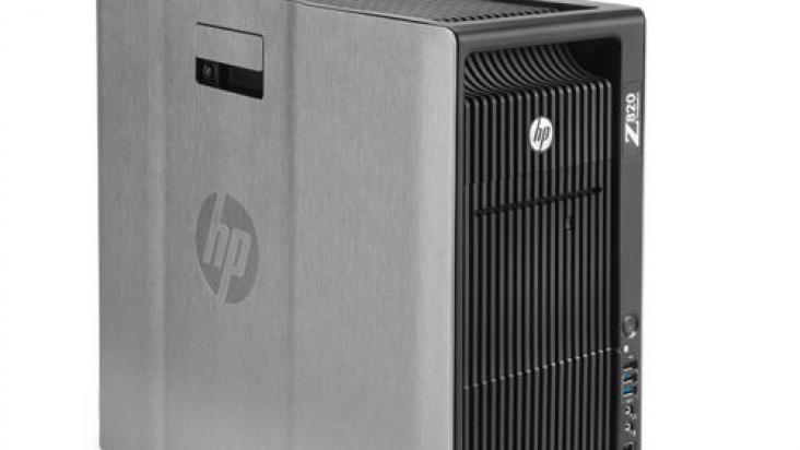 HP Z800 Workstation for Rendering and High End 3D Applications