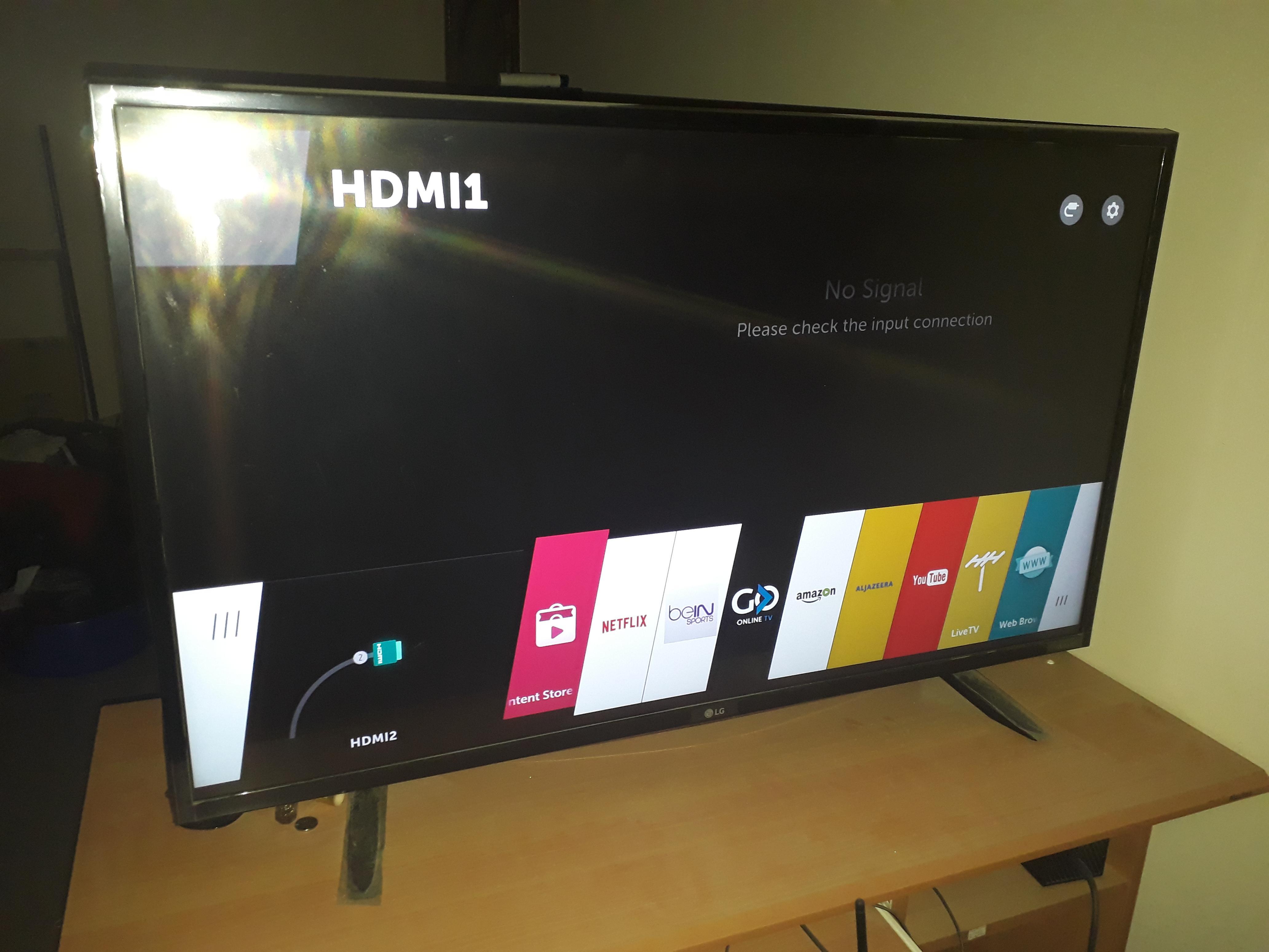 LG Smart TV 43-inch | Qatar Living