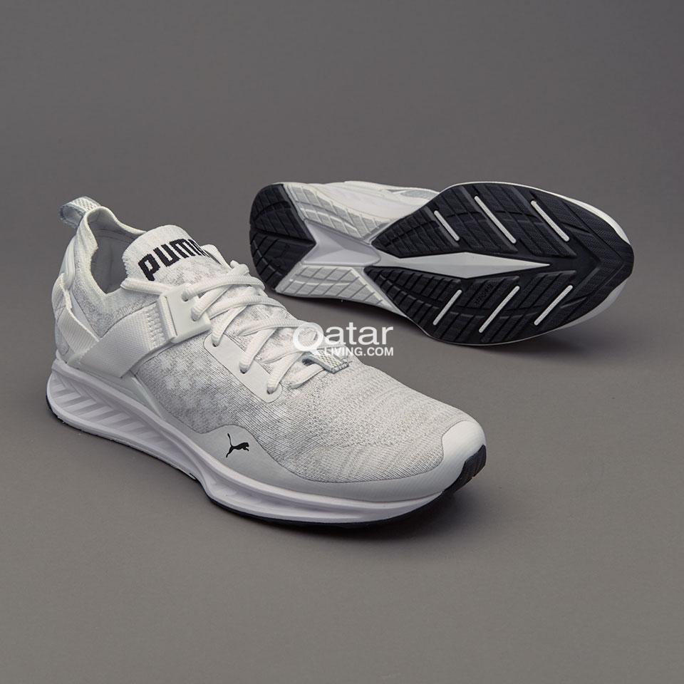 IGNITE evoKNIT Lo. Men's Training Shoes (US 9.5) | Qatar Living