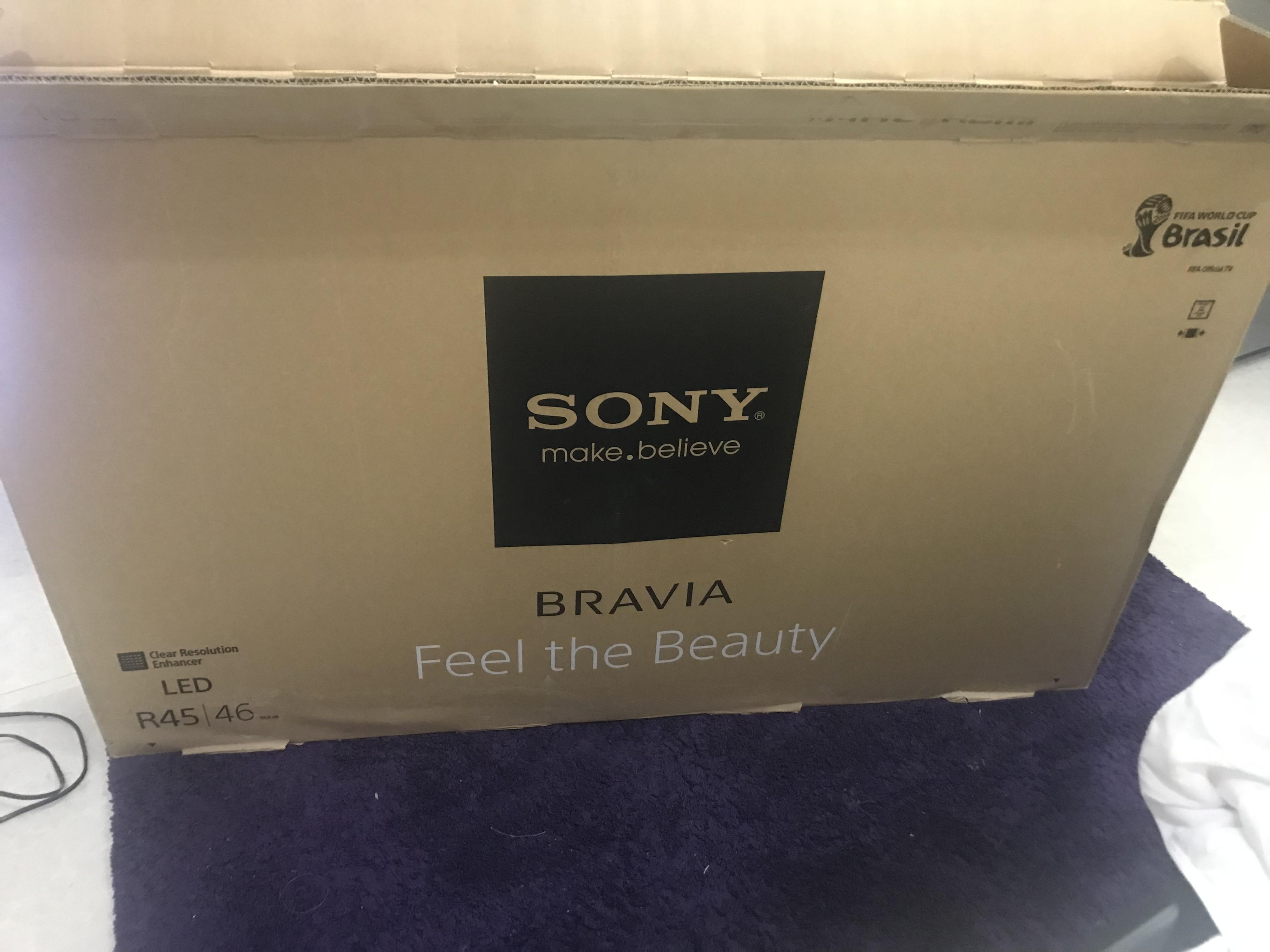 """LED TV 46"""" Sony Bravia   Qatar Living"""