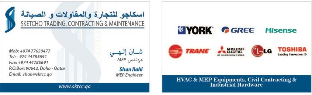 HVAC & MEP Trading & Contracting Company   Qatar Living