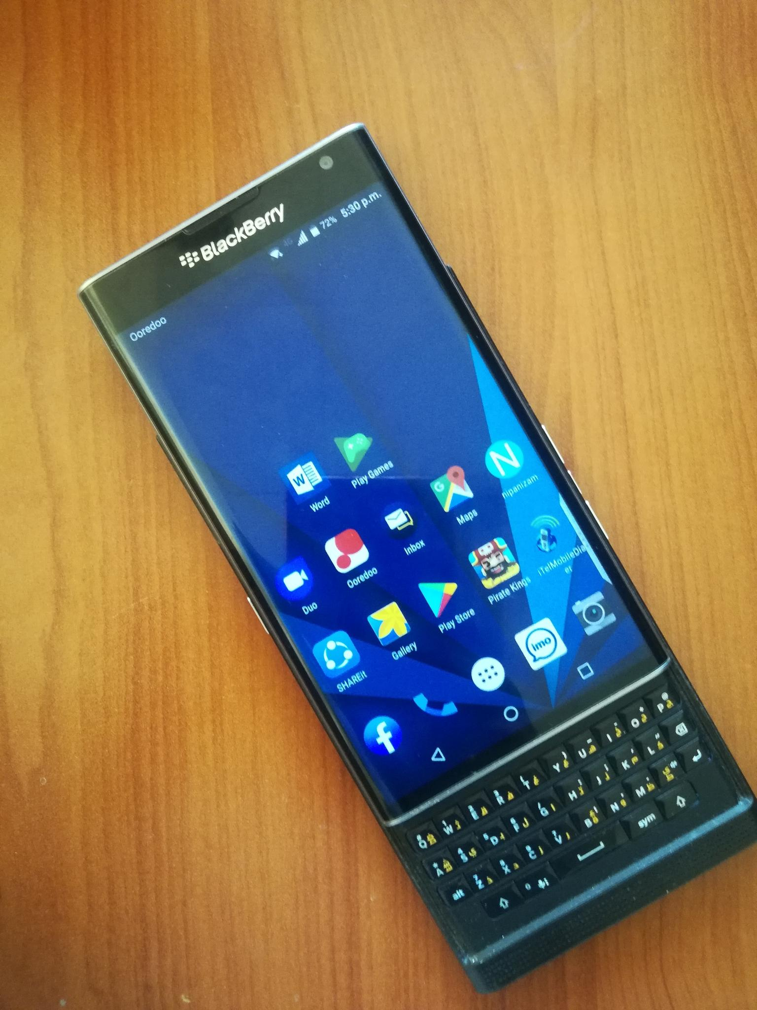 Used BlackBerry Priv for Sale , | Qatar Living