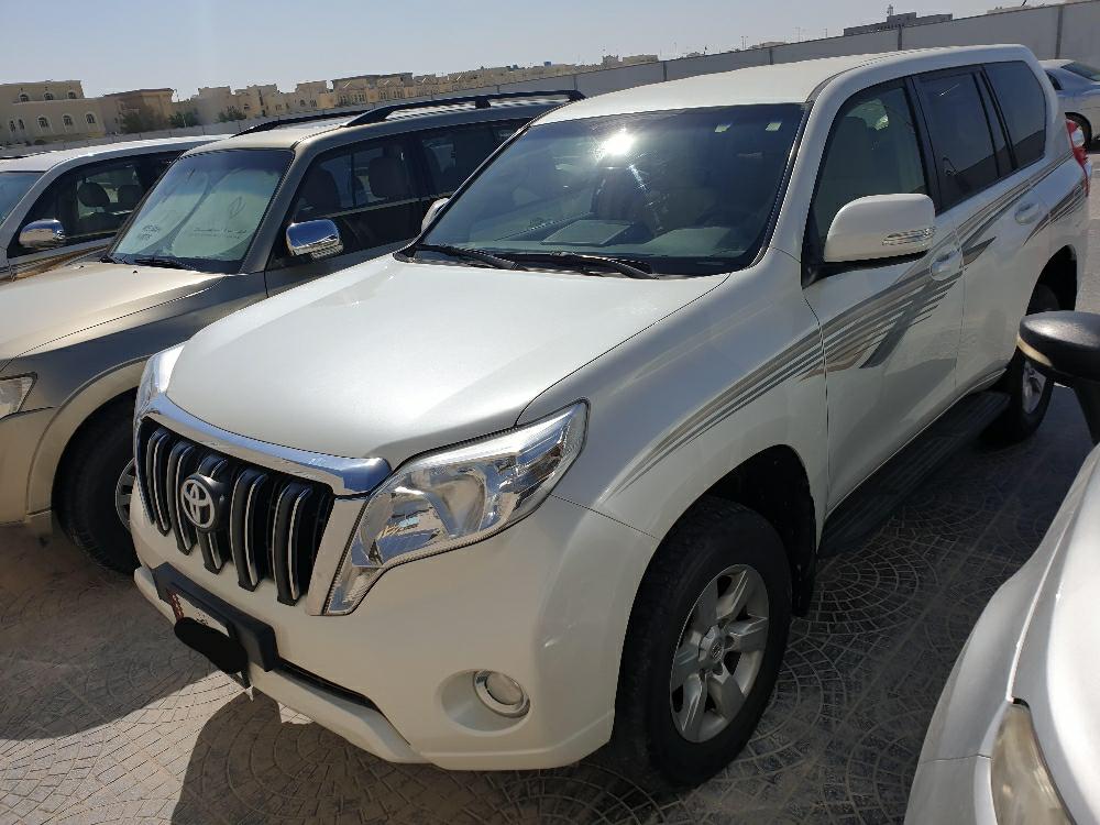 Toyota Prado TXL 2014 V4   Qatar Living