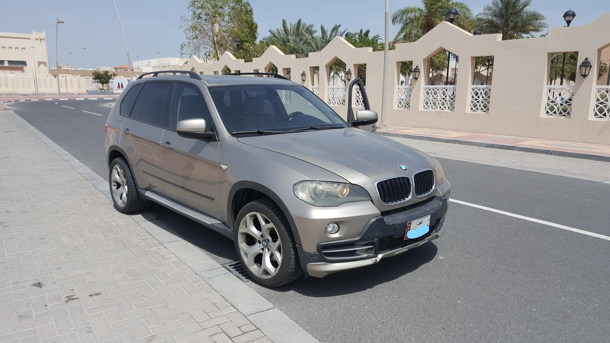 BMW X5 3.0Si - Oldie but goodie!   Qatar Living