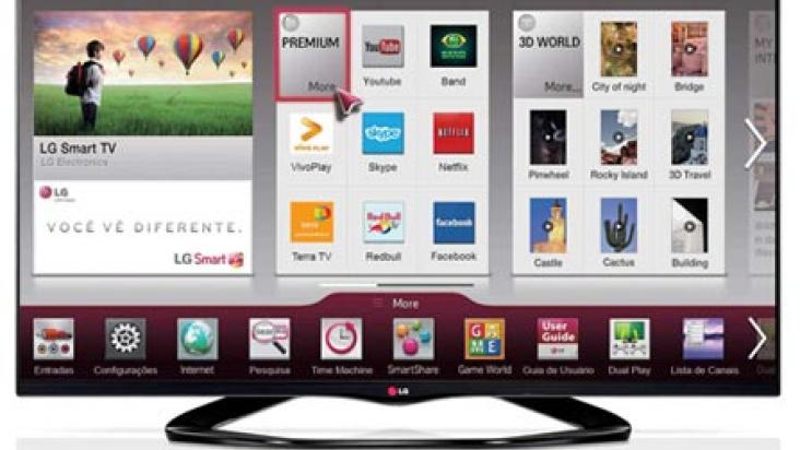 LG download smart share