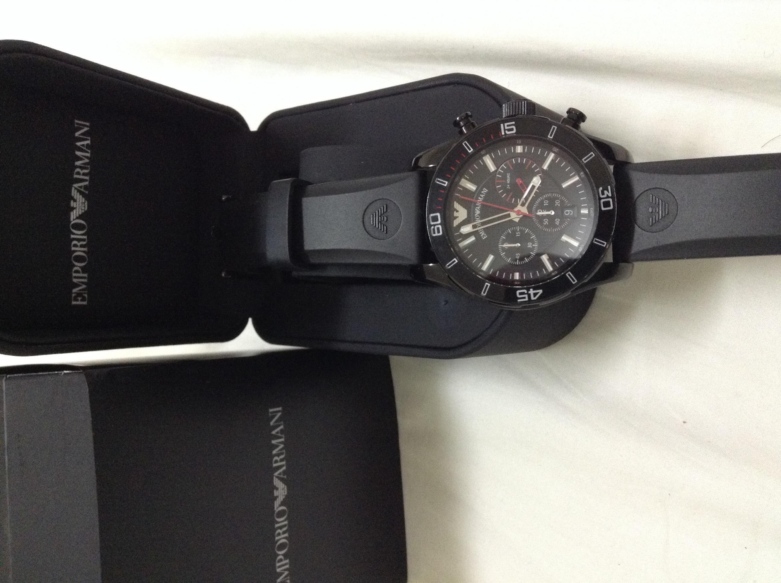 839edba19e364 EMPORIO ARMANI watch for sale
