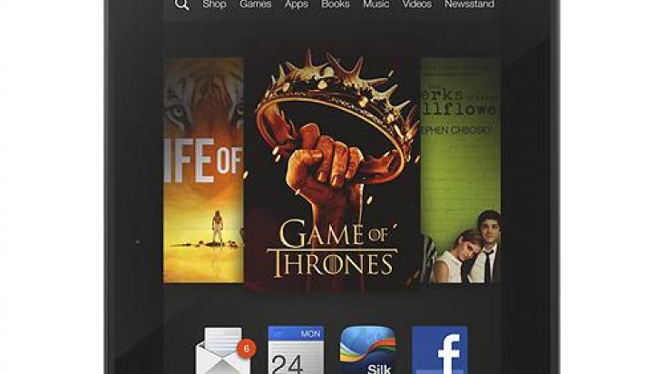 Kindle Fire HDX - (7