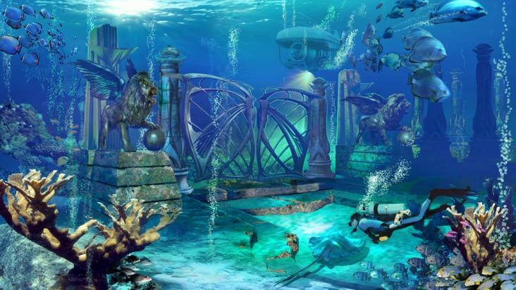 Legacy Global Sports >> Qatar underwater theme park | Qatar Living