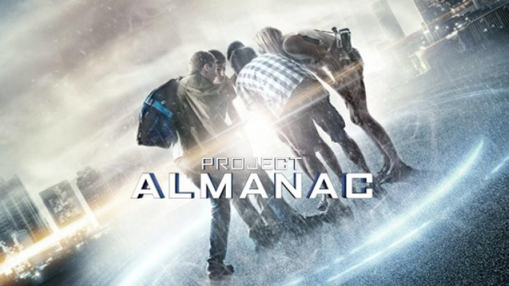 Project Almanac (2015) DVDRip Hindi Dubbed Movie Watch