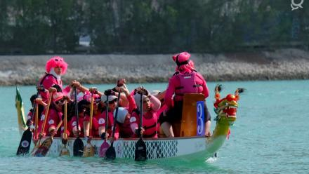 QNB 2020 Qatar Winter Dragon Boat Festival