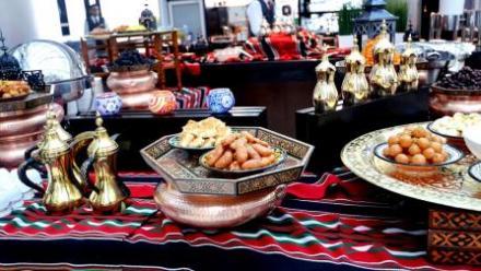 WATCH: Be part of Ibn Battuta's journey at Oryx Rotana's Ramadan Tent