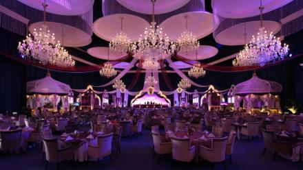 WATCH: Mondrian Doha's Ramadan Tent charms with its magnificence