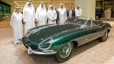 WATCH: Alfardan Premier Motors launches world's biggest Jaguar Land Rover showroom