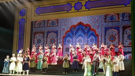 WATCH: Mughal-e-Azam musical wows Qatar audience