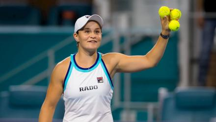 World No. 1 Barty tops list of star players lined up for Qatar Total Open 2020