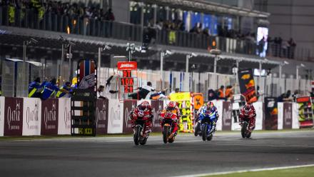 MotoGP and World Superbike Championship takes place in March