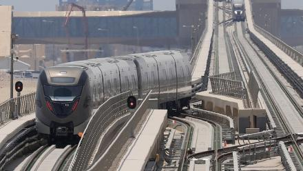 WATCH: Exploring Qatar - Qatar Rail