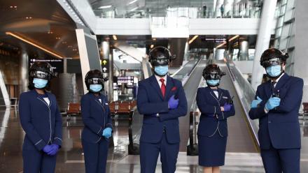 HIA utilizes advanced technologies to ensure safe post-COVID-19 travel