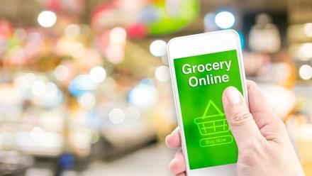 Get your groceries delivered to your doorstep