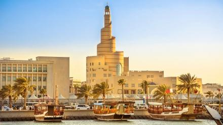 Most iconic mosques in Qatar