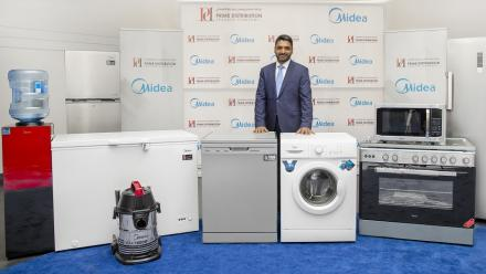 ABA Holding's Prime Distribution Trading Company announces partnership with Midea Home Appliances