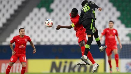 Al Taawoun eliminate Al Duhail from AFC Champions League