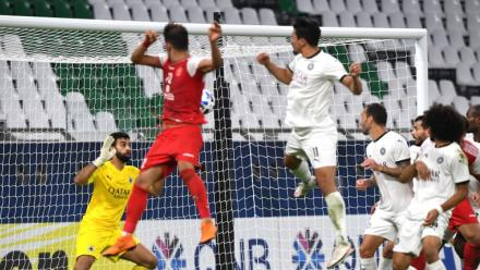 Alekasir's late header knocks Al Sadd out of AFC Champions League