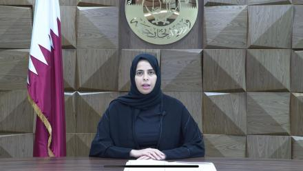 Qatar contributes to international efforts to address COVID-19 pandemic: Lolwah Al Khater