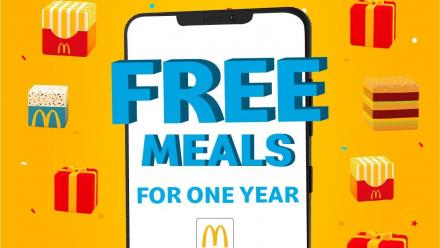 Mcdonald's Qatar awards 25 lucky winners with free meals for one year