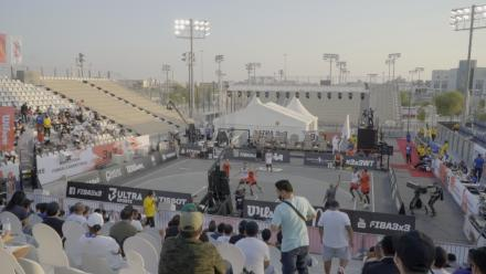 WATCH: Qatar all set to host season-opening FIBA 3x3 World Tour