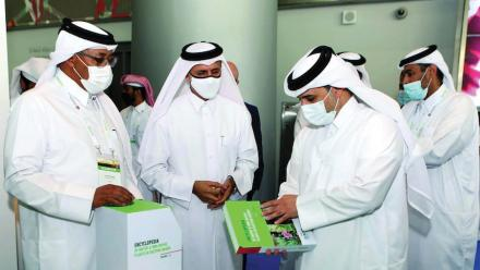 Qatar's first encyclopedia of plants launched