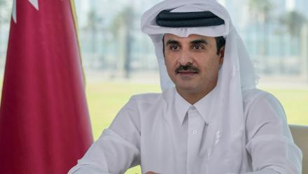 HH the Amir opens Qatar Economic Forum