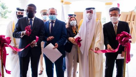 Qatar inaugurates new embassy headquarter in Rwanda