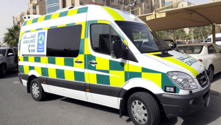 HMC's Ambulance Service on standby for potential emergencies during Eid