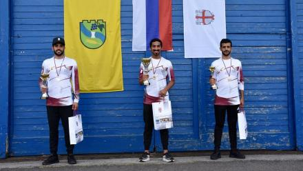 Qatar Parachute Jumping Team secures first place in Slovenia Championship