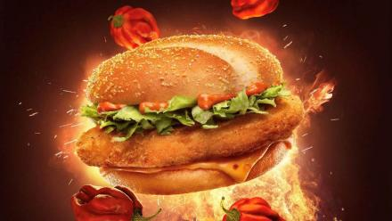 McDonalds' Qatar launches Grand Chicken Habanero - A new sizzling adventure!