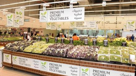 Qatar highlights importance of food security in achieving Qatar National Vision 2030