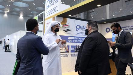 WATCH: Qatar Living Properties takes part in Cityscape Qatar 2021