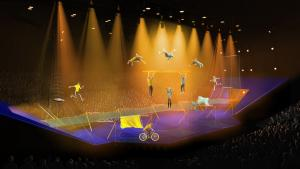 Messi10 by Cirque du Soleil