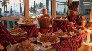 Enjoy a scrumptious Iftar at Doha Marriott Hotel this Ramadan