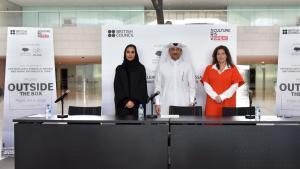 British Council launches 'Outside The Box: Public Art in Qatar' under the patronage of HE Sheikha Al Mayassa Al Thani