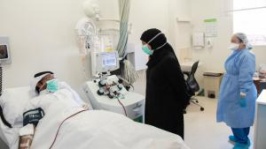 WATCH: Qatar uses blood plasma treatment for some COVID-19 patients, yields positive results