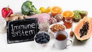 Ideal Diet at Tadawi Medical Center recommends foods to boost immune system