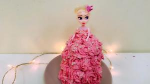 WATCH: QL Home Edition: Barbie Doll Cake