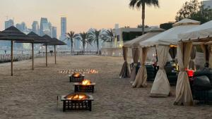 St. Regis Doha launches a new outdoor private dining experience